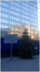 New Scotland Yard - December 2013